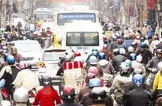 Phân luồng giao thông vẫn rối như tơ vò