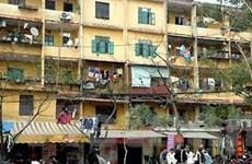 Hà Nội: Đình chỉ phá dỡ chung cư B6 Giảng Võ