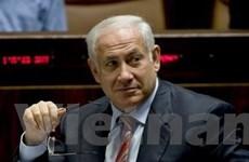 Thủ tướng Israel tuyên bố đàm phán với Palestine