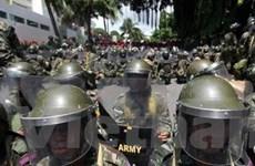 Thái Lan: Quân đội triển khai tại Bangkok