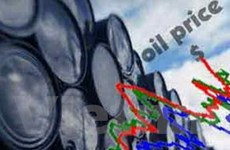 Giá dầu mỏ áp sát ngưỡng 60 USD mỗi thùng