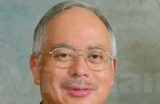 Ông N. Razak nhậm chức Thủ tướng Malaysia