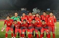 AFF Cup: Đội tuyển Việt Nam bại ngay trận đầu