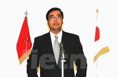 Đại sứ Việt Nam tại Nhật Bản gặp Việt kiều