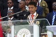 Tổng thống lâm thời Madagascar nhậm chức