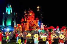 Khai mạc Lễ hội Carnaval Nha Trang biển gọi