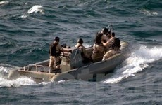 Mỹ cam kết hợp tác tiêu diệt hải tặc Somalia