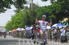 Các tay đua Hàn Quốc khẳng định sức mạnh