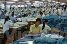 Dệt May Huế đạt giá trị xuất khẩu 4,5 triệu USD