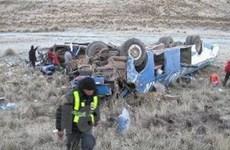 Peru: Tai nạn xe buýt, 54 người thương vong