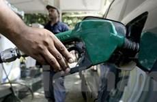Giá dầu thế giới chỉ còn gần 76 USD mỗi thùng