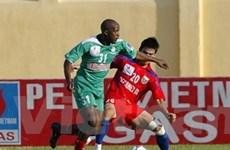 """Vòng 17 V-League: Khó cho các đội """"cửa dưới"""""""