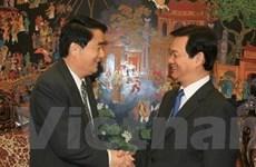 Quan hệ Việt-Trung đạt mốc son mới