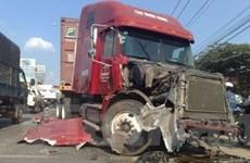 TP.HCM: Liên tiếp tai nạn giao thông chết người