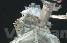 Vận hành thiết bị xử lý nước trên ISS