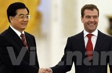 Nga-Trung cam kết xây dựng thế giới đa cực