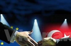 Đàm phán EU-Thổ Nhĩ Kỳ về việc gia nhập EU