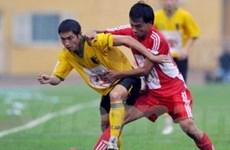Xác định các đội vào tứ kết Cup quốc gia 2009