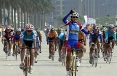 Hơn 100 cuarơ đua xe đạp về Điện Biên Phủ