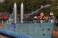 Ấn Độ thử thành công tên lửa Block II Brahmos