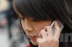 Phát ban mặt khi dùng điện thoại di động