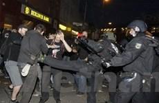 Bạo lực tại châu Âu vào ngày Quốc tế lao động