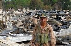 Campuchia đòi Thái Lan bồi thường 2 triệu USD