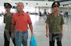 Trục xuất thành viên tổ chức khủng bố Việt Tân