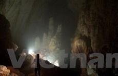 Quảng Bình: Phát hiện hang động lớn nhất thế giới