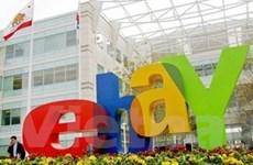 Lợi nhuận ròng của eBay giảm mạnh trong quý I
