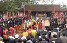 Khai mạc Lễ hội Đền Mẫu Âu Cơ ở Phú Thọ