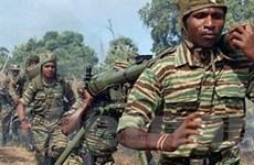 Sri Lanka: Hai thủ lĩnh cấp cao LTTE đầu hàng
