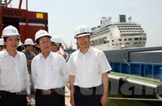 Phó Chủ tịch Quốc hội làm việc tại Bà Rịa-Vũng Tàu