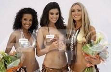 Miss Mexico đoạt Hoa hậu Biển