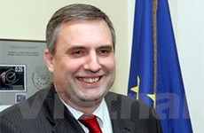 Phó Thủ tướng Bulgaria thăm hội Hữu nghị VN-Bulgaria