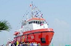 Công ty Sông Thu đóng mới tàu kéo cứu hộ
