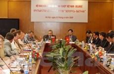 VN-Belarus hợp tác thương mại và công nghiệp