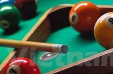 Kết thúc vòng I giải Billiards & Snooker quốc gia