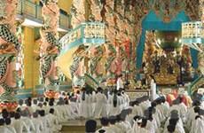 Năm 2009, đạo Cao Đài đẩy mạnh các hoạt động xã hội