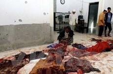 Thái Lan: Tấn công nhà thờ Hồi giáo, 11 người chết
