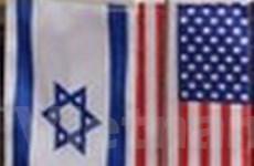 Mỹ-Israel điện đàm về hòa bình Trung Đông