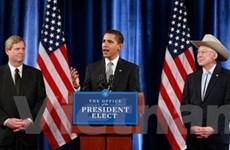 Ông Obama chú trọng chính sách năng lượng