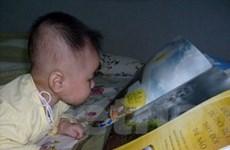 53 trẻ Trung Quốc dùng sữa Dumex bị sạn thận