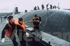 Sự cố tàu ngầm của Nga do tràn khí độc