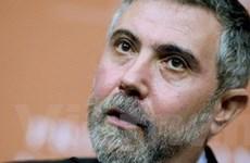 Chủ nhân giải Nobel Kinh tế 2008 sẽ tới Việt Nam