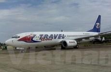 Indochina Airlines nối lại các chuyến bay sau sự cố