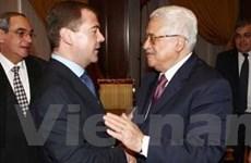 Nga cam kết ủng hộ hòa bình Trung Đông
