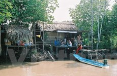 Biến đổi khí hậu có thể sớm đe dọa Việt Nam