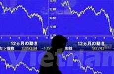 Kinh tế Nhật Bản tiếp tục xấu đi nhanh chóng