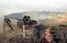 Afghanistan đề nghị Iran hỗ trợ khôi phục an ninh